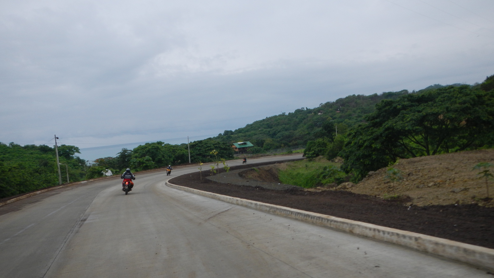 A 7-day Tour of Ecuador's Newly Paved Roads  February 2013