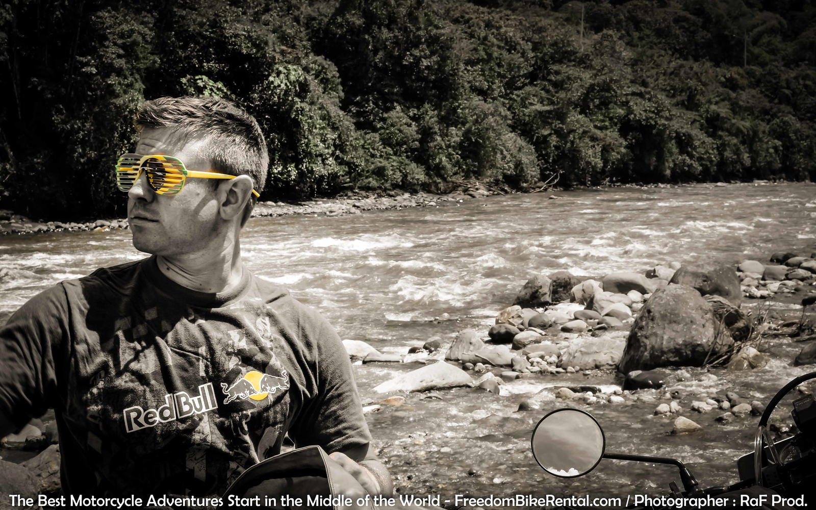 "High Andes Deep Amazon ""Mustache""Tour October 2014"