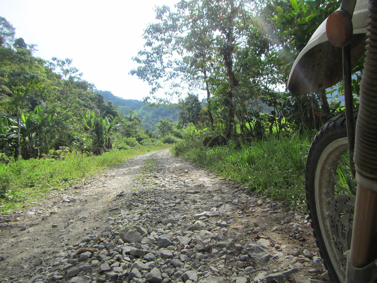 OFFROAD Ecuador ADVenture Tour August 2015